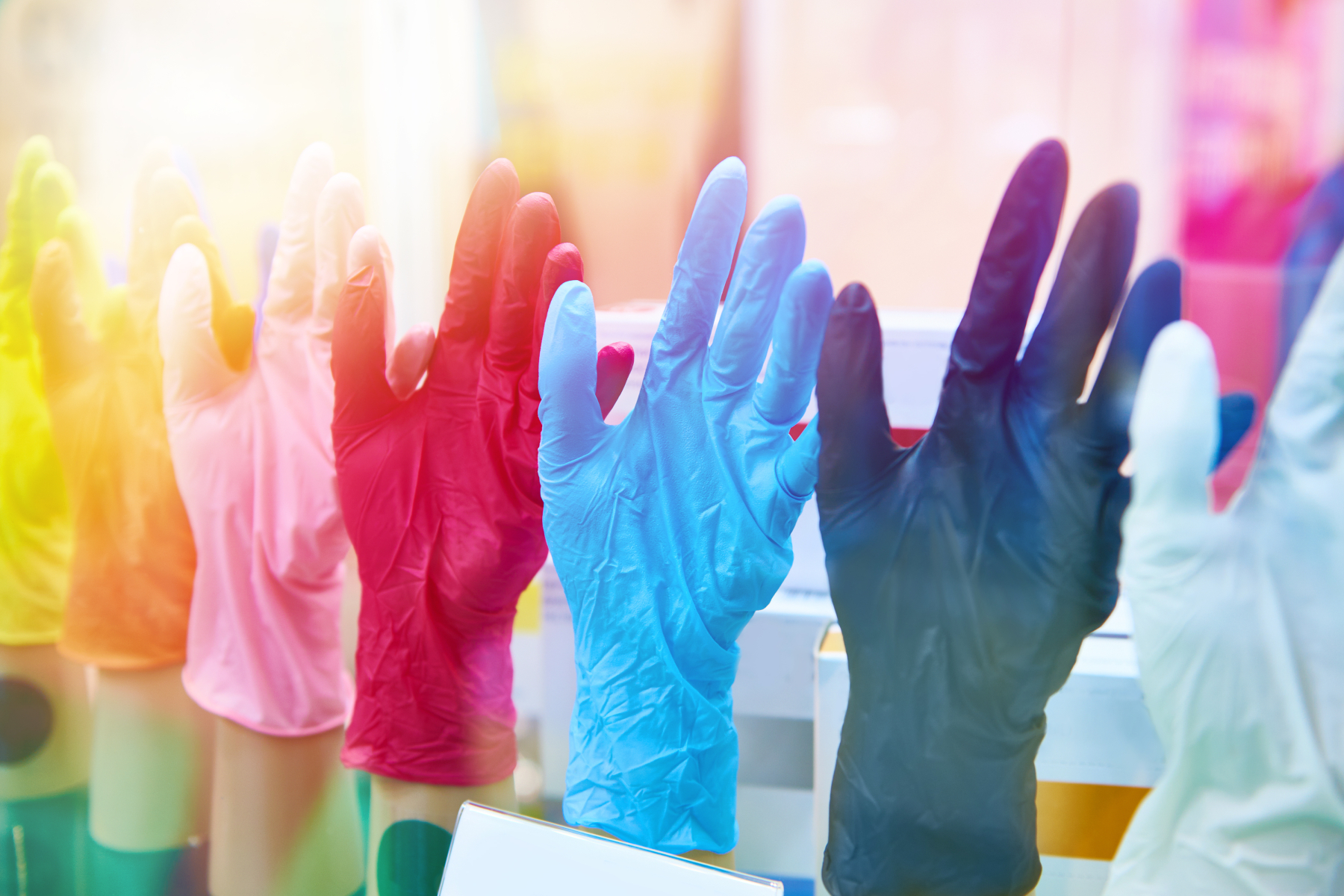 Does Hand Glove Color Matter?